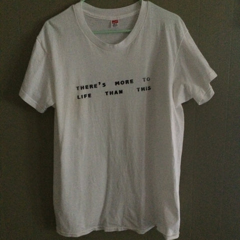 Vintage Large Dream, Theres more to life than this discounted stain