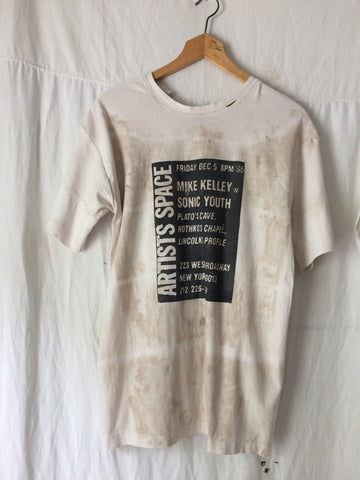 Handmade Mike Kelley shirt 2