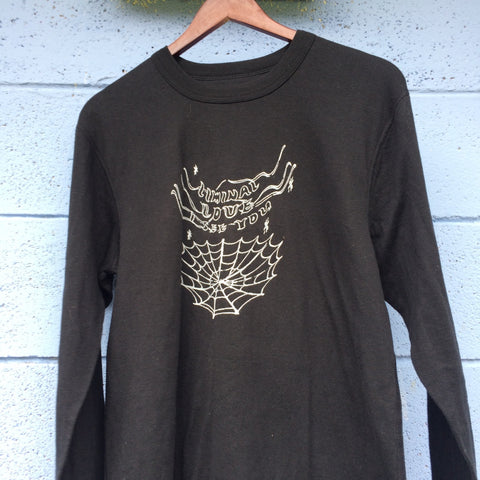 Thrifted champion Liminal Love long sleeve shirt Medium/Large