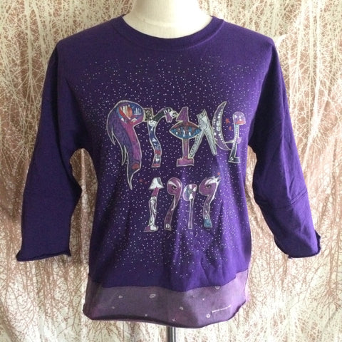 Altered Prince 1999 purple shirt Size Med