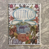 Letting Go Collaborative Art Zine limited Edition