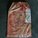 Antique feedsack Shadow LILITH Skirt