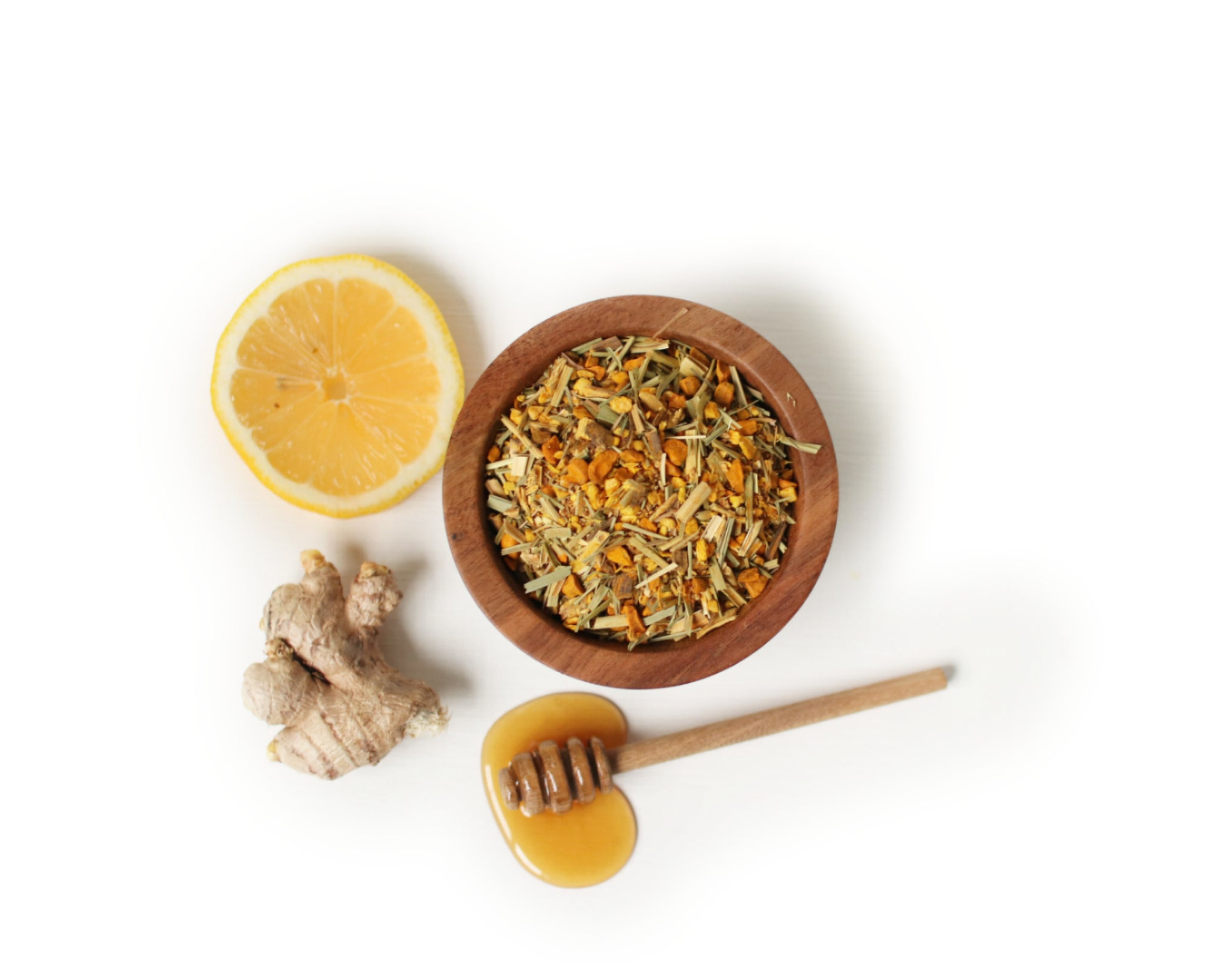 Lemon Ginger Turmeric