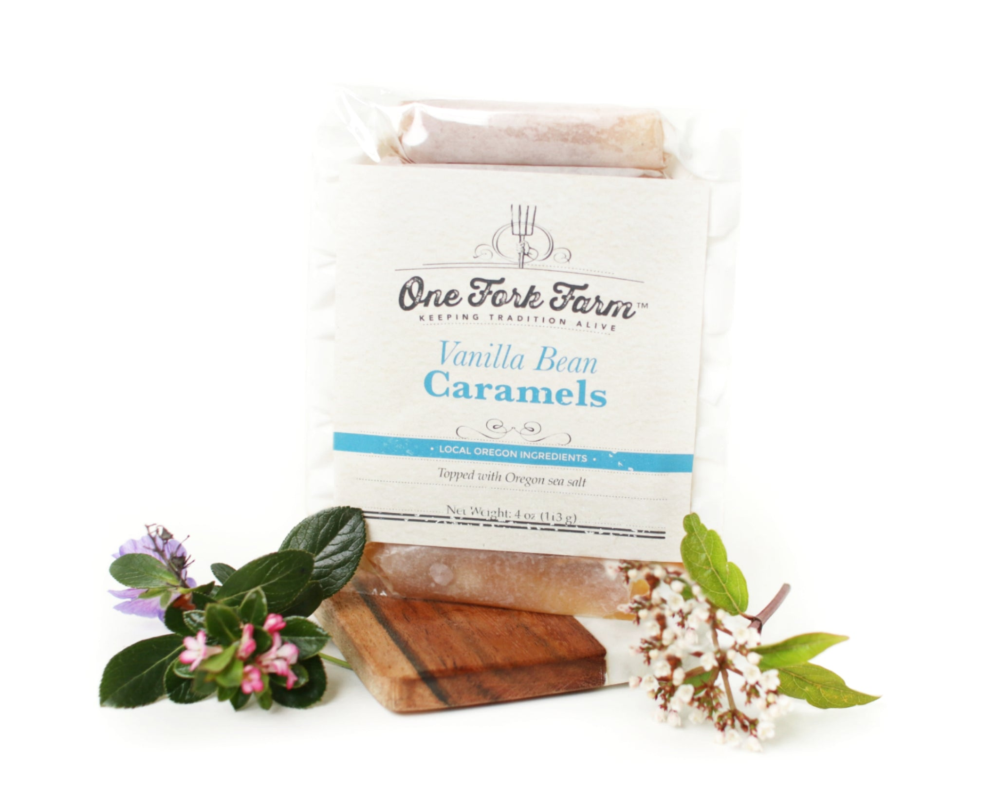 Honey Vanilla Caramels