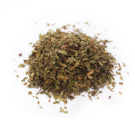 Peppermint Herbal leaf. Organic.