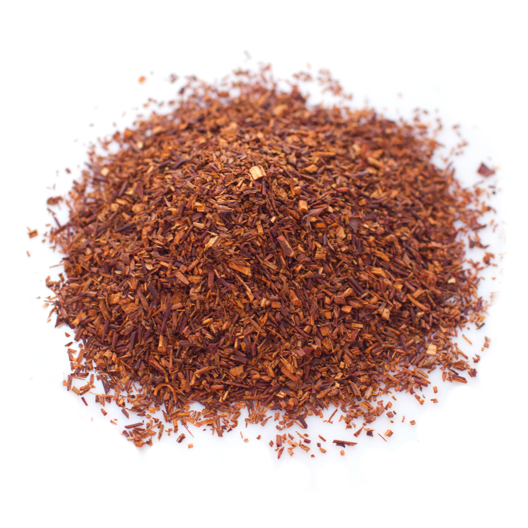 Rooibos. African Red Bush. Organic & Fair Trade.