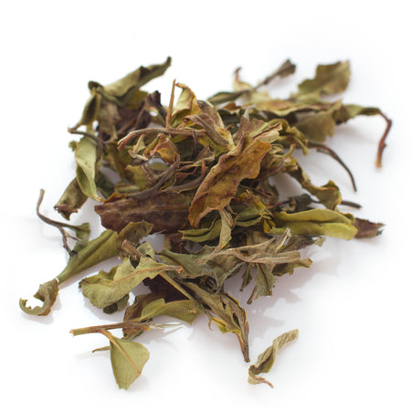 White leaf Tea: Organic Shu Mee