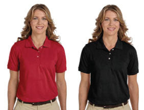 Unit Logo - Port Authority® Ladies Silk Touch™ Polo