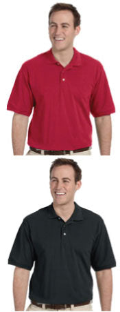 Unit Logo - Port Authority® Mens Silk Touch™ Polo