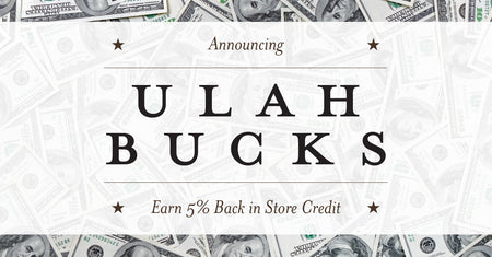"ULAH announces new ""ULAH Bucks"""