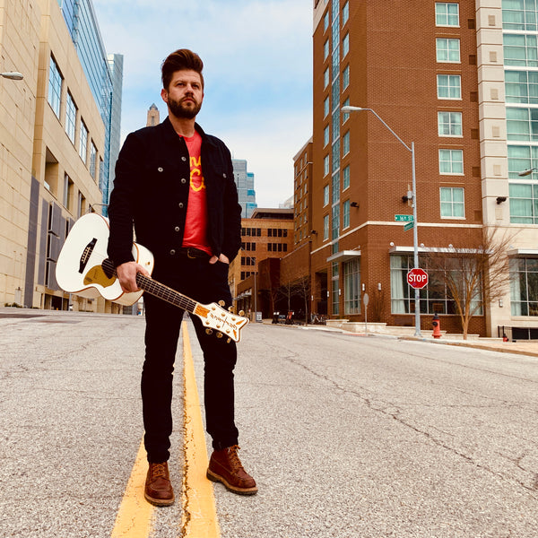 "David Luther Releases New Song - ""Back to Kansas City"""