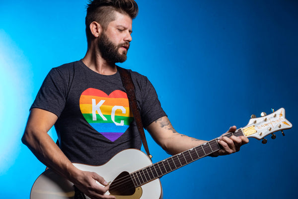 David Luther Releases New Song - Back to Kansas City