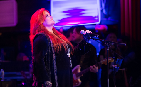 Wynonna Judd performing at Thundergong!