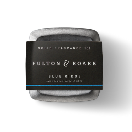 Fulton & Roark Blue Ridge Solid Cologne .2oz