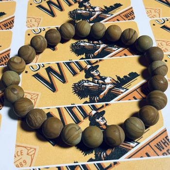 Life.Style Beaded Bracelet - Unfiltered Wheat