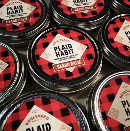 Believe In Your Beard - Plaid Habit Beard Balm
