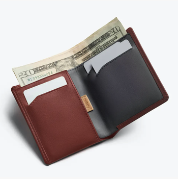 Bellroy - Note Sleeve Wallet - Red Earth - RFID