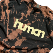 "Civic Saint - ""I am human"" Limited Edition Dyed T-Shirt"