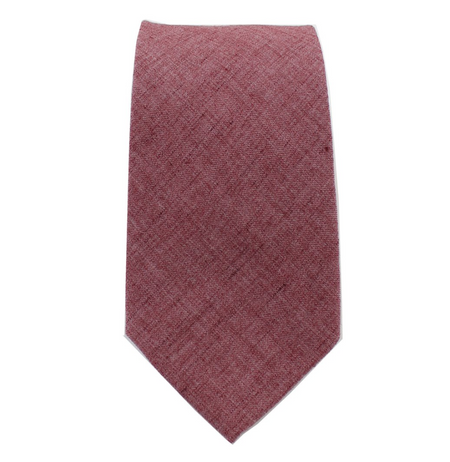 DIBI Lightweight Red Tie