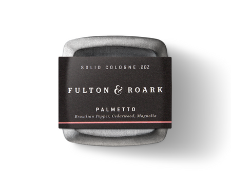 Fulton & Roark Palmetto Solid Cologne .2oz