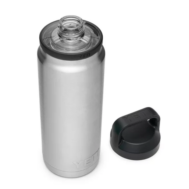 Yeti Rambler 26oz Bottle w/ Chug Cap - Stainless Steel