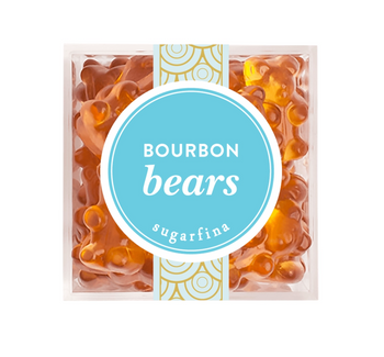 Sugarfina - Bourbon Bears - Small