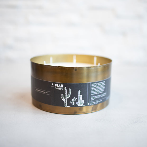 ULAH Desert Candle - Large