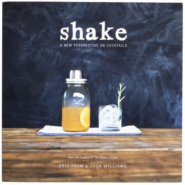 W&P Shake Cocktail Book