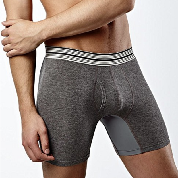 Mr. Davis Standard Cut Underwear - Grey