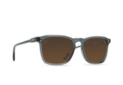 Raen Wiley Sunglasses - Slate/Vibrant Brown Polarized