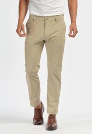 Rhone Slim Fit Commuter Pant - Khaki