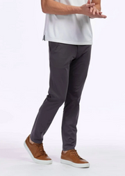 Rhone Slim Fit Commuter Pant - Iron