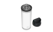 Yeti Rambler 18oz Bottle w/ Chug Cap - White