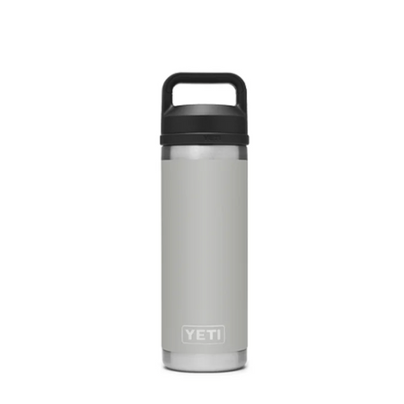 YETI Rambler 18oz Bottle w/ Chug Cap - Granite Gray