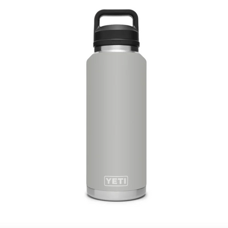 YETI Rambler 46oz Bottle w/ Chug Cap - Granite Gray