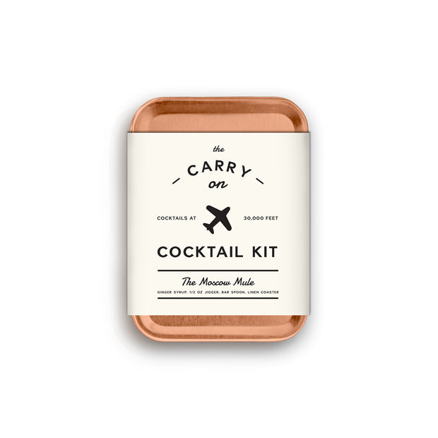 WP - Carry On Cocktail Kit - Moscow Mule