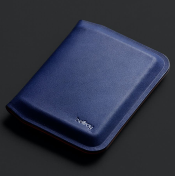 Bellroy - Apex Slim Sleeve Wallet - Indigo