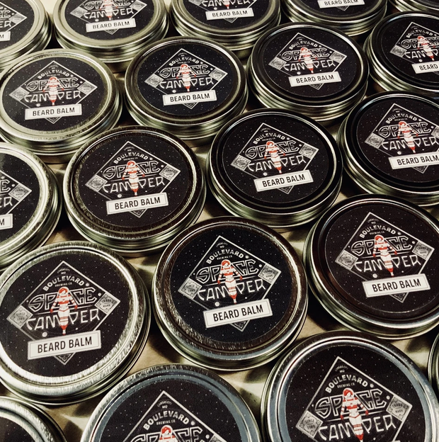 Believe In Your Beard - Space Camper Beard Balm
