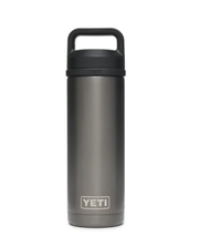 Yeti Rambler 18oz Bottle w/ Chug Cap - Graphite