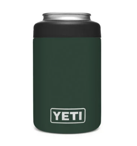 YETI Rambler Colster Can Insulator - Northwoods Green