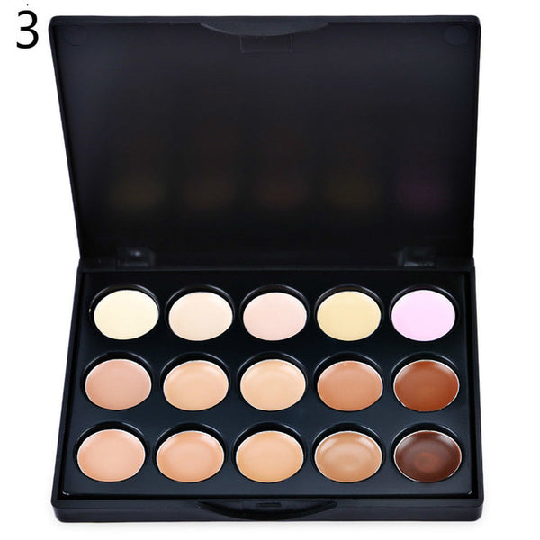 15 Colors Concealer Palette