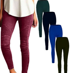 Waist Skinny Butt Lifting Elastic Bodycon Pencil Sexy Ladies Jeans