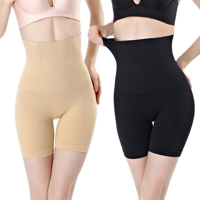 High Waist Slimming Tummy Control