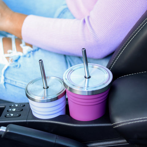 smoothie cup cup holder