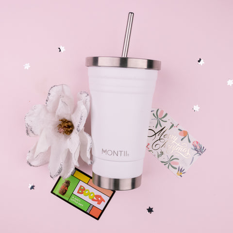 MontiiCo Smoothie Cup and Boost