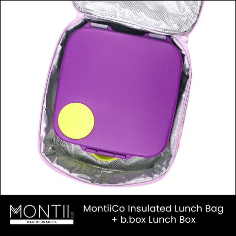 MontiiCo Lunch Bag and b.box Lunch Box