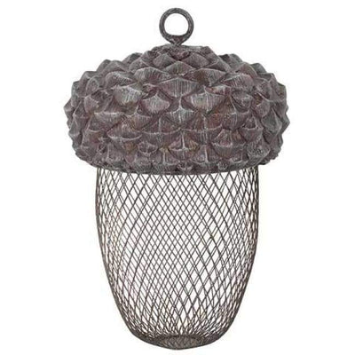 Acorn Mesh Bird Feeder - BirdHousesAndBaths.com