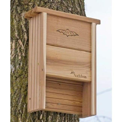 Audubon Cedar Bat Shelter for 20 Bats