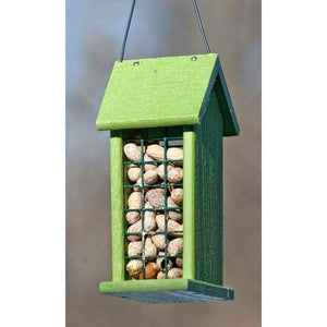 Audubon Going Green Peanut Feeder - BirdHousesAndBaths.com