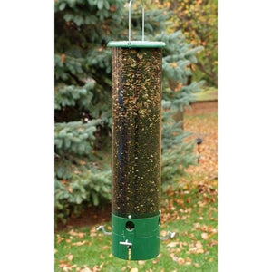 Bouncer Squirrel Proof Bird Feeder - BirdHousesAndBaths.com
